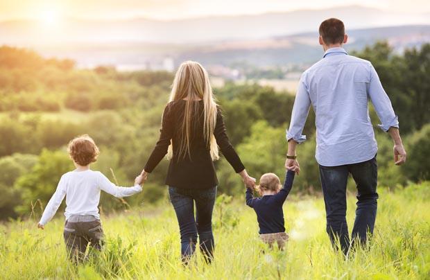 Fasten für die gesundheitsbewusste Familie